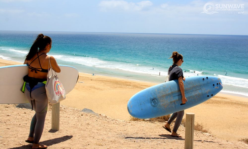 Frequently Asked Questions - Sunwave Surfcamp
